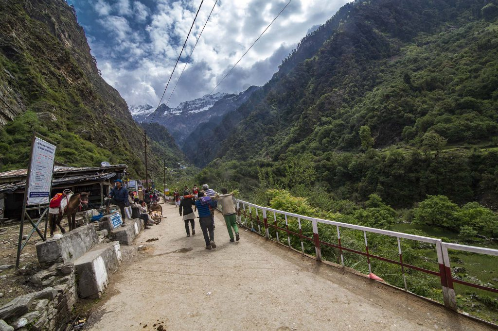 Char Dham Yatra Tour Package From Surat