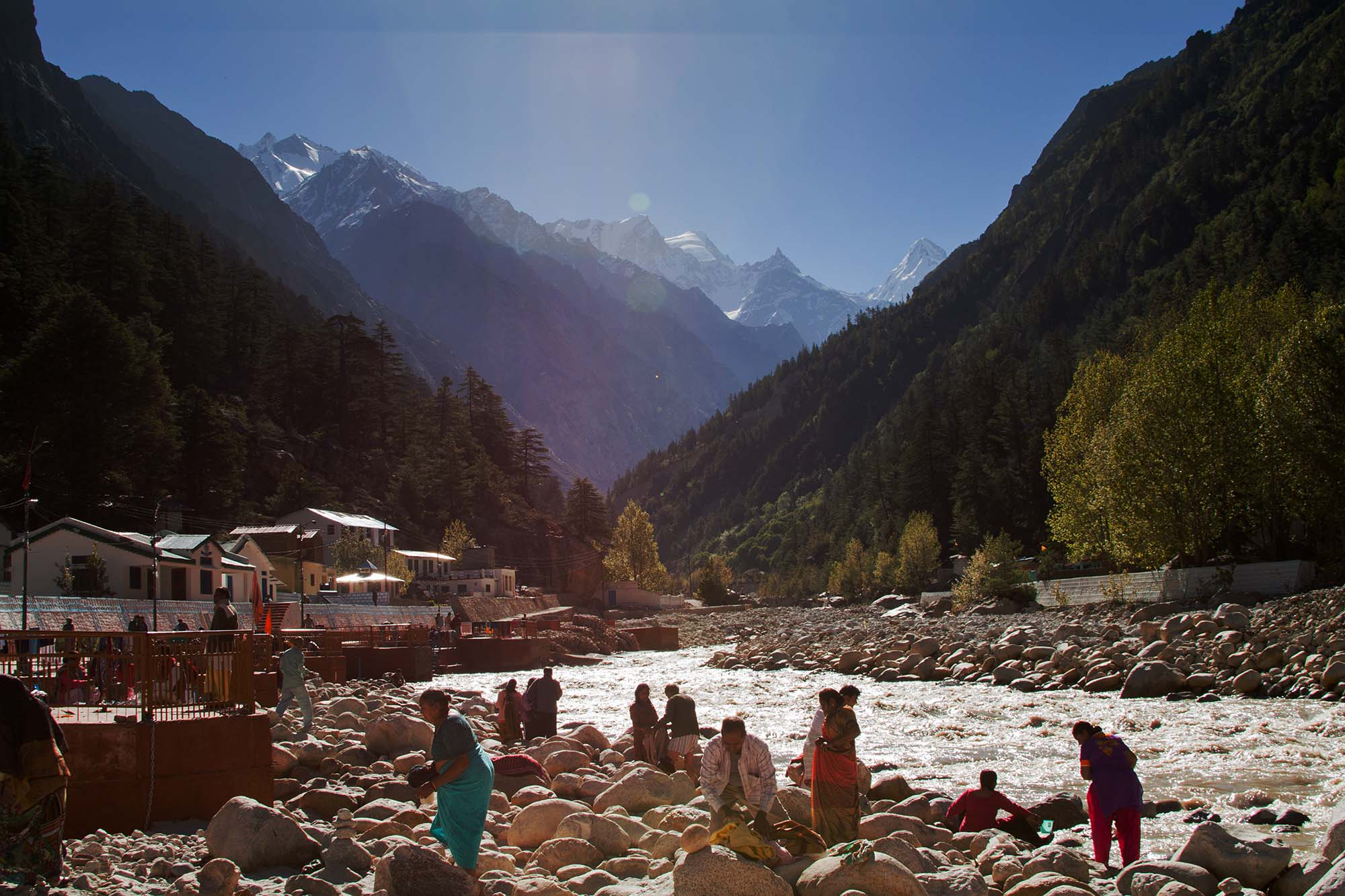 Gangotri Temple Opening Closing Dates