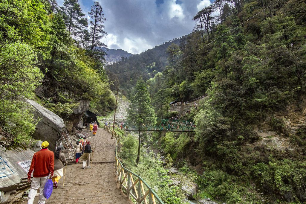 Char Dham yatra tour package from Kolkata