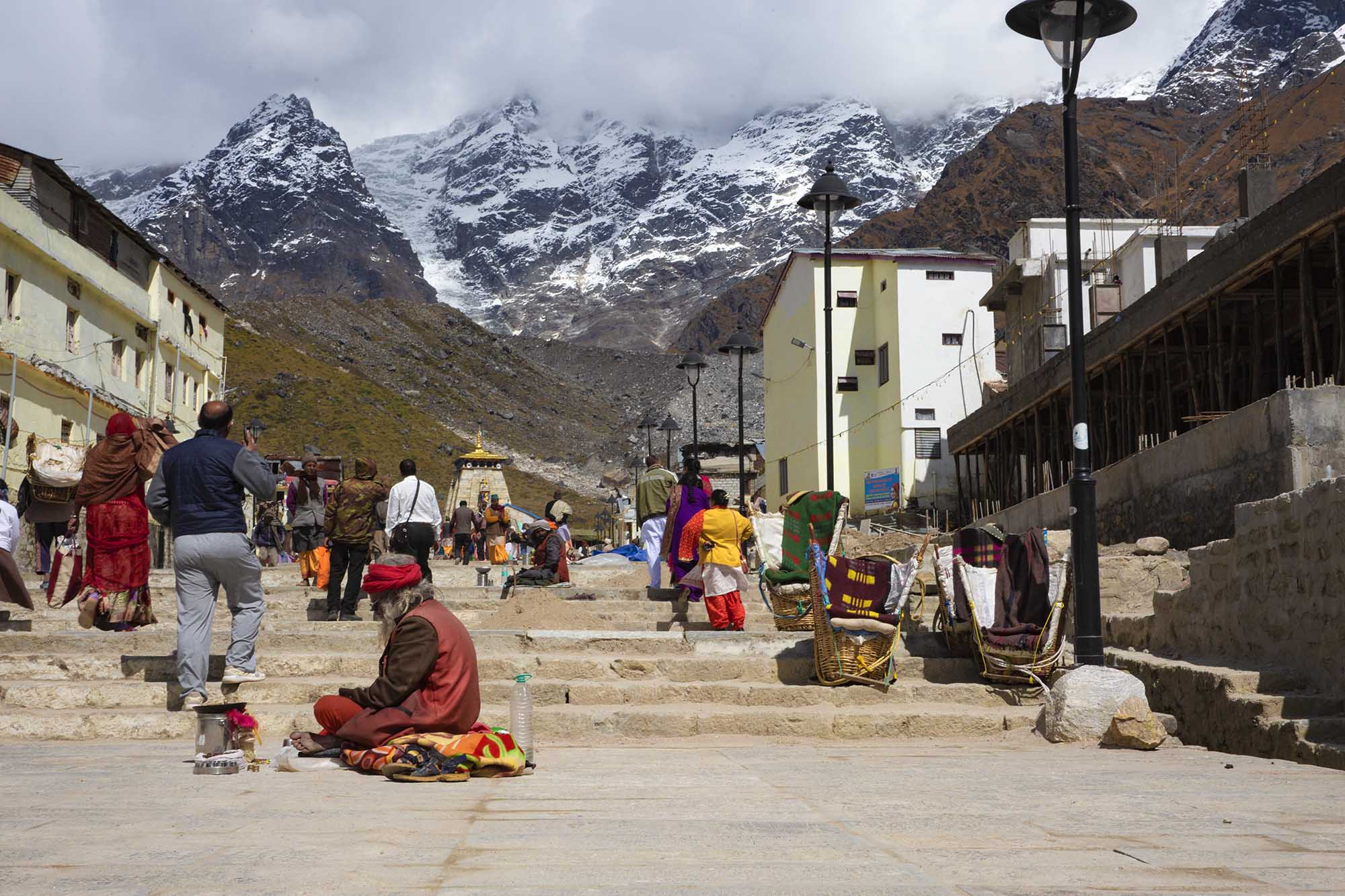 Char Dham yatra Tour Package From Vadodara