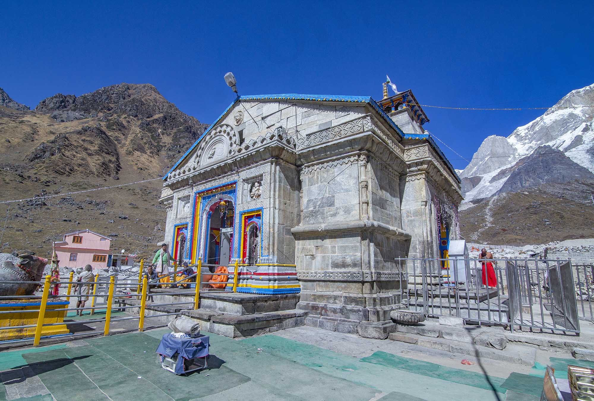 how to reach Kedarnath