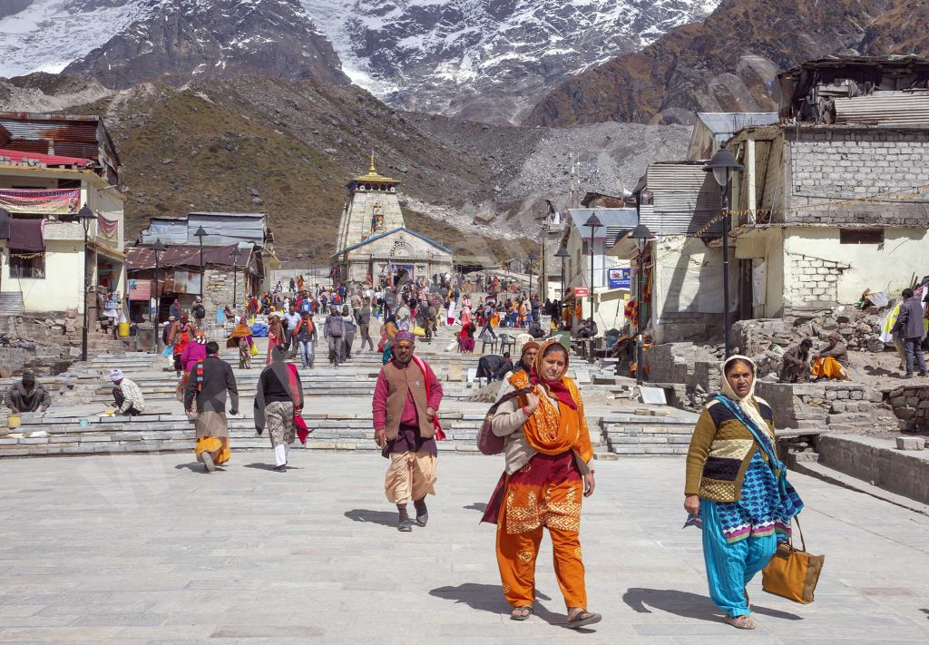 Badrinath Kedarnath Tour Package By Helicopter